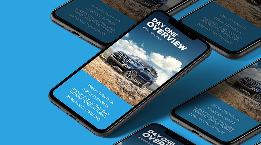 Ford Australia Digital Marketing